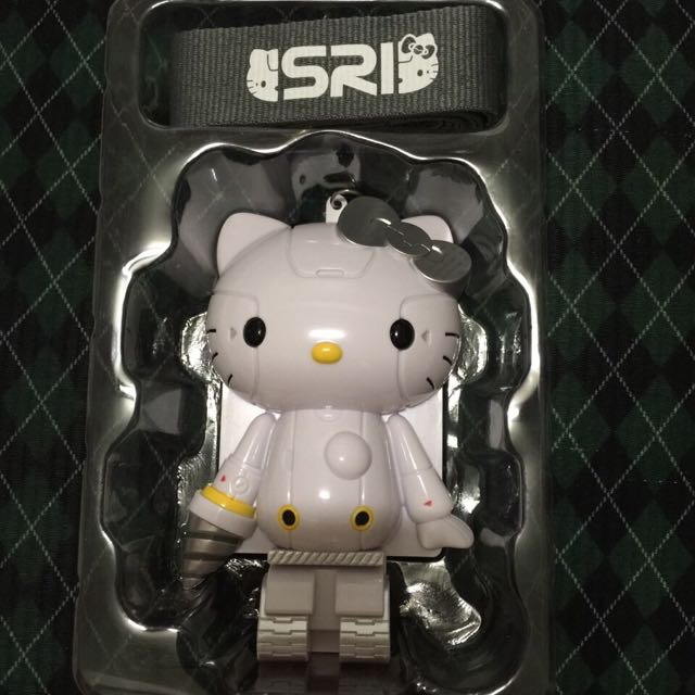 Robot Kitty 證件套
