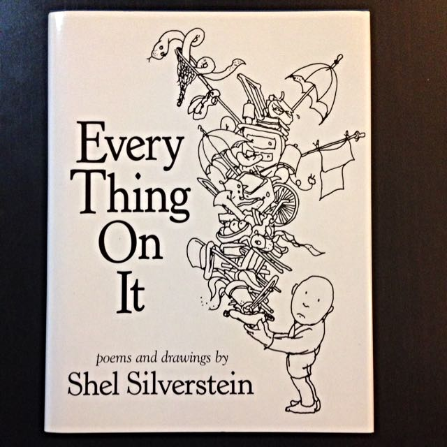 RESERVED Shel Silverstein - Every Thing On It