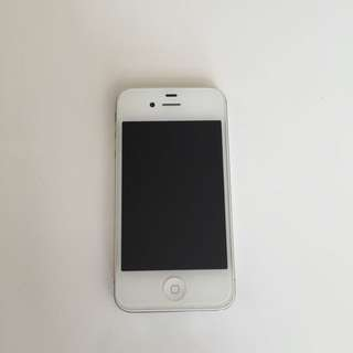 IPhone 4S White, Great Condition