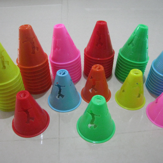 New Slalom Cones for sale - 10pcs for $13