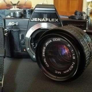 Jenaflex Ac-1 Vintage Film Camera