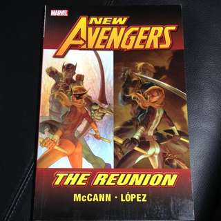New Avengers: The Reunion (Marvel)