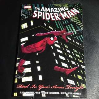 The Amazing Spider-man: Died In Your Arms Tonight