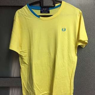 Authentic Fred Perry Basic Tee