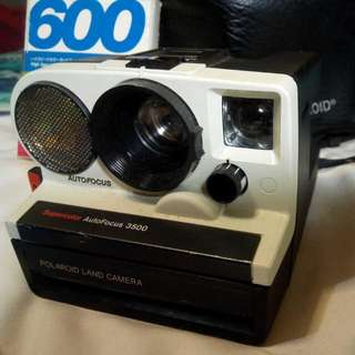 日本拍立得 Polaroid Supercolor Autofocus 3500