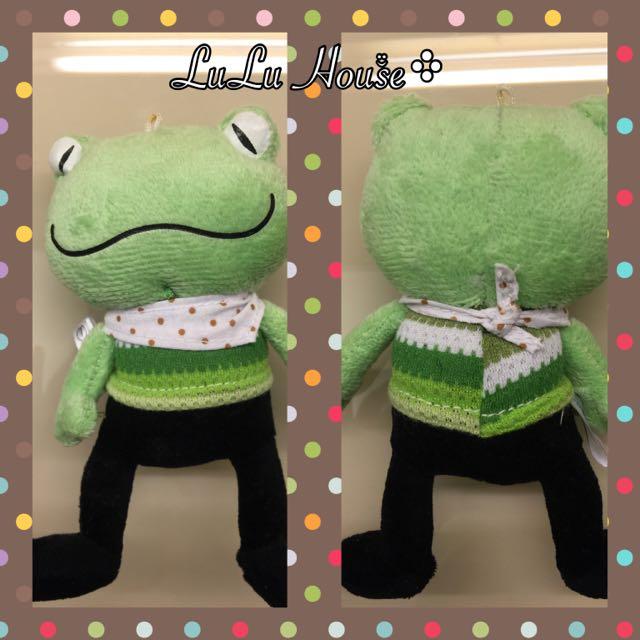 青蛙娃娃 吊飾