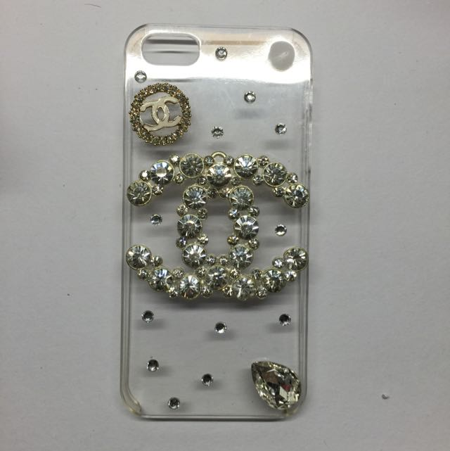 iPhone 5/5s水鑽殼