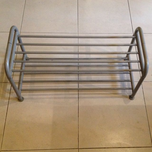 IKEA Metal Shoe Rack