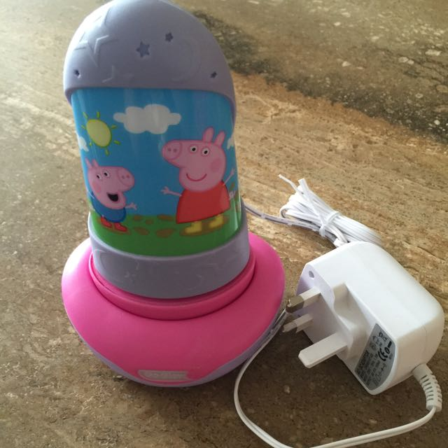 Peppa Pig Go Glow Light And Torch