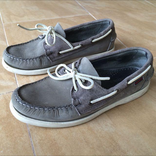 Sebago Boat Shoes Size US7