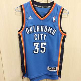Kevin Durant 35 球衣