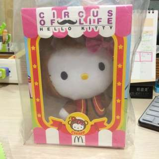 🌟麥當勞 Hello Kitty馬戲團系列-小猴子