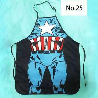 Clearance Sale! Was $19.90 Now $12.90 Funny Novelty Sexy Dinner Party Super Heroes Cooking Apron