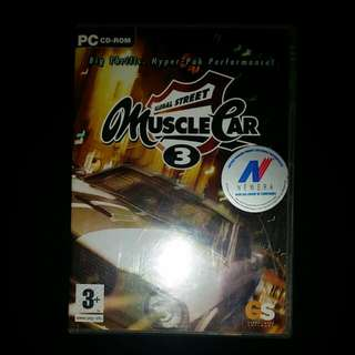 Muscle Car 3 PC games for kids.
