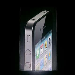 IPhone 4 Box only.