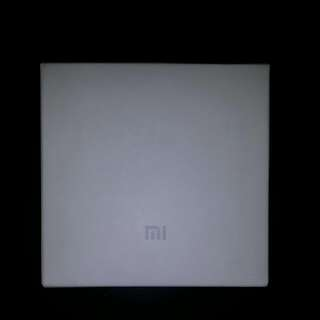 Mi portable charger box only.