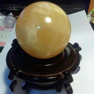 招財 ,招貴人- 黄水晶