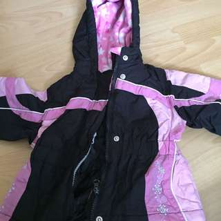 Winter Jacket For 2 Year Old Girl
