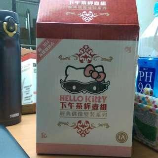 Hello Kitty 下午茶杯壺組 ✨限量✨