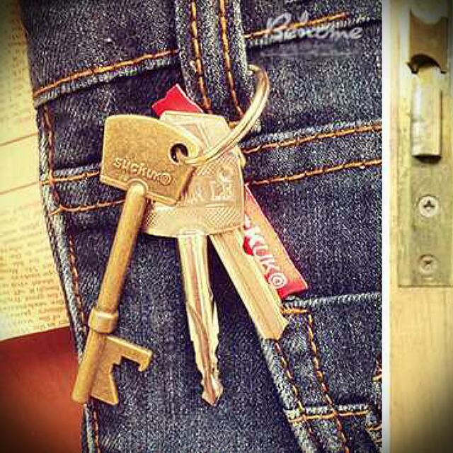 (最後2個!!)復古仿舊鑰匙開瓶器