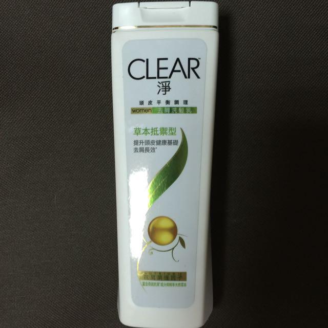 淨 草本抵禦洗髮精