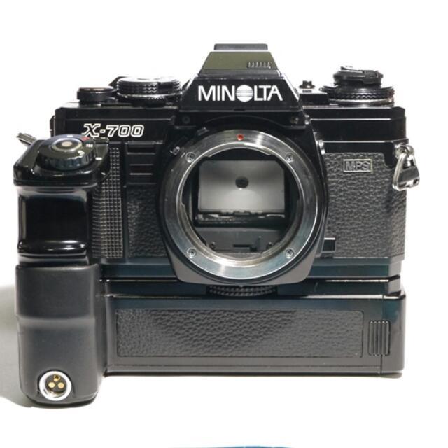 王者 Minolta X-700