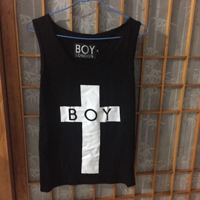 Boy背心 男S,女M