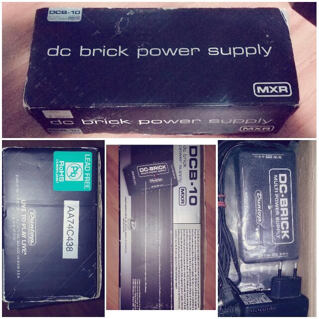 DC-BRICK Power supply MXR