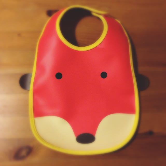 Kid's 狐狸 圍兜兜