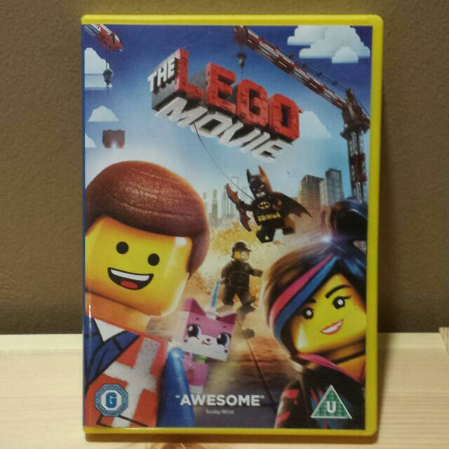Lego Movie Dvd Toys Games On Carousell