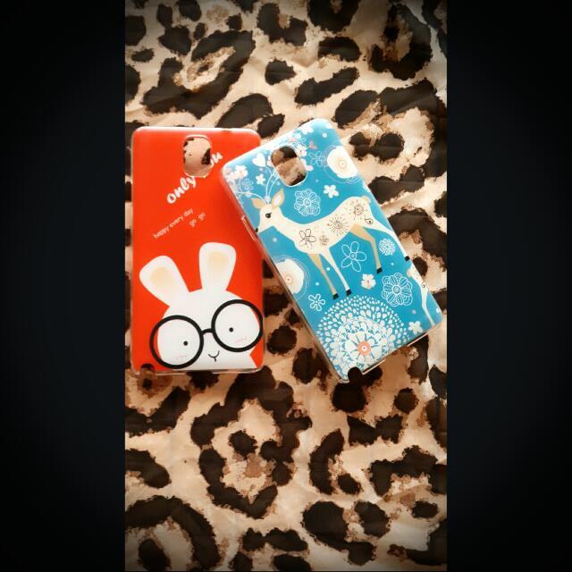 Note 3小鹿&紅兔手機殼