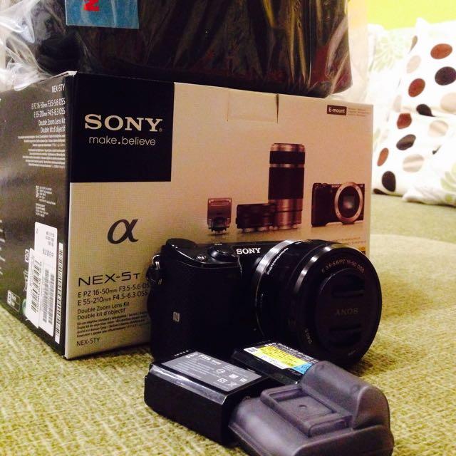 Sony nex-5T 16-50mm鏡頭