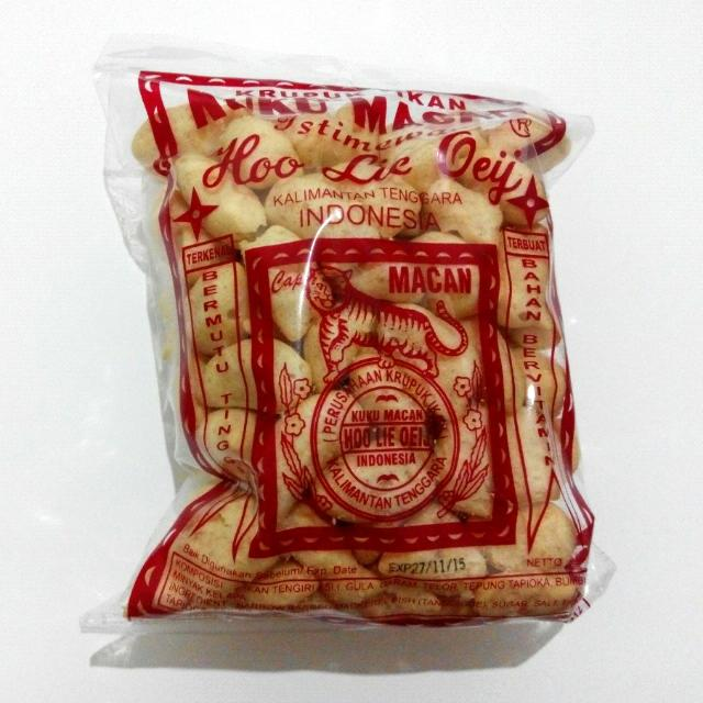 Special Kuku Macan, Yummy Fish Cracker From Indonesia