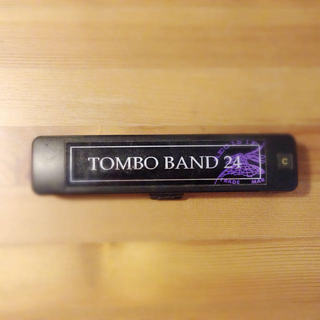 Tombo Harmonica 24 口風琴 口琴