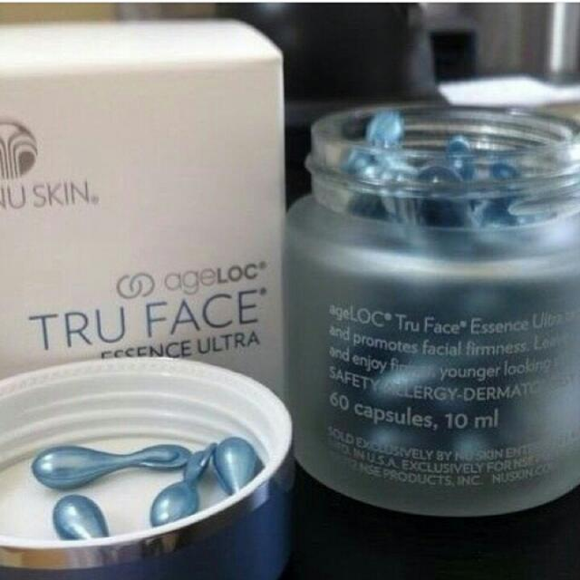 True Faceessense Ultra /serum Mutiara