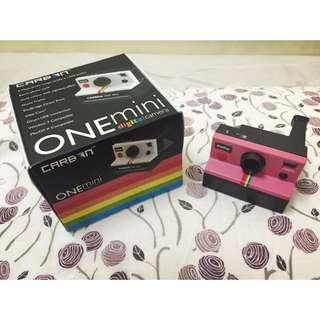 CARBON ONE mini LOMO相機 粉色 九成新