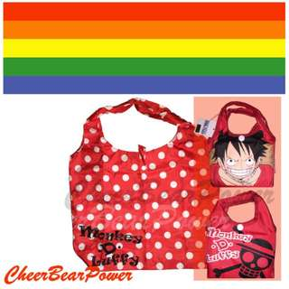One Piece Foldable Tote Bag
