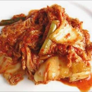 배추 김치 (Classic Napa Cabbage Kimchi) photocredits: Closetcooking.com