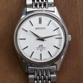 Vintage SEIKO LORD MATIC Automatic Watch