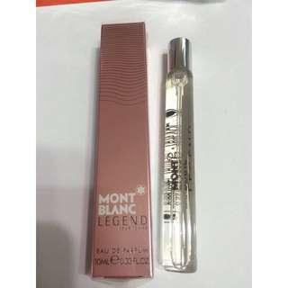 MONT BLANC萬寶龍 經典女性淡香精香水筆 10ml  價值1555