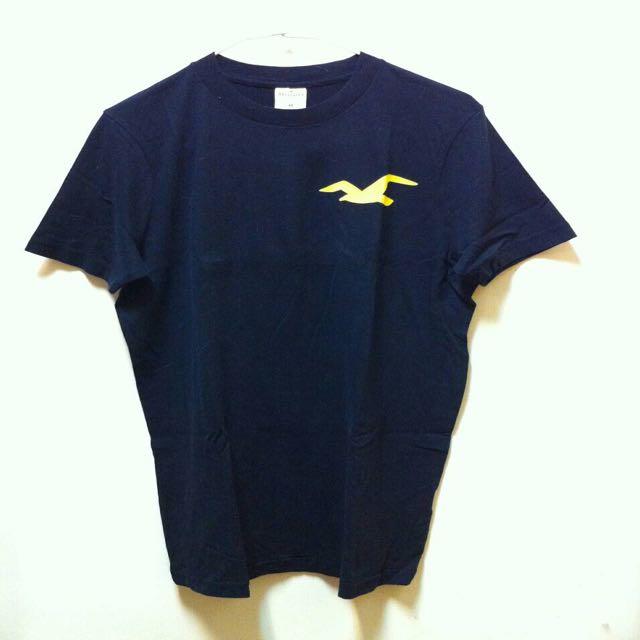 Hollister T恤 2款 真品