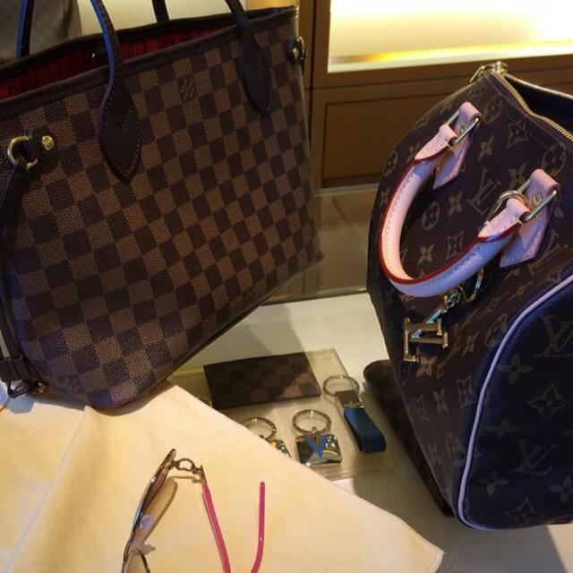 Any 2 Louis Vuitton Items For $1,000