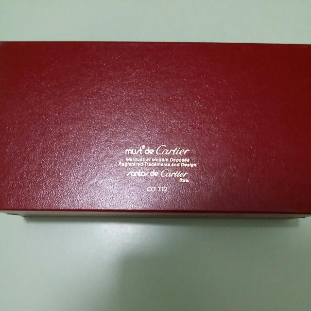 Vintage Authentic Cartier Sunglass