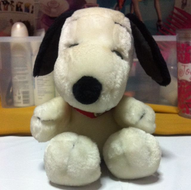 Classic Snoopy Doll