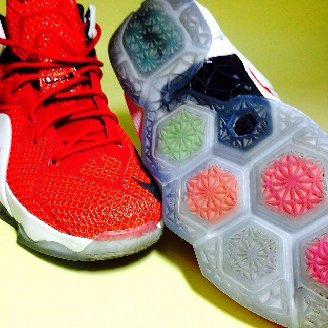 NIKE Lebron James XII 12代 女籃球鞋 23.5cm👟👟
