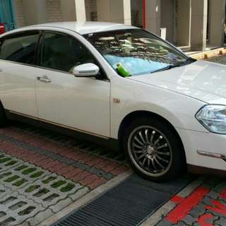 """5 X 114.3 Chrome Rims With Dunlop Tyre 225x45x18 For Swop With 16"""" Tyre And Rims plus Buyer Top Up $300"""