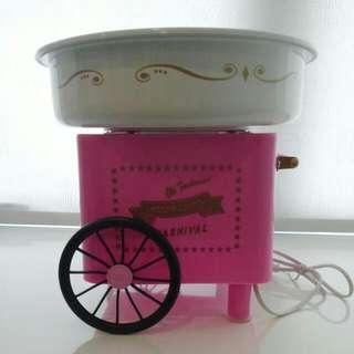 (Reserved) Retro Mini Cotton Candy Maker