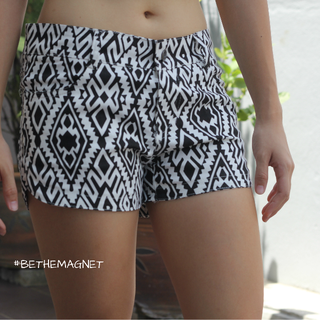 [PL] Aztec Shorts