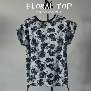 [PL] Floral Top