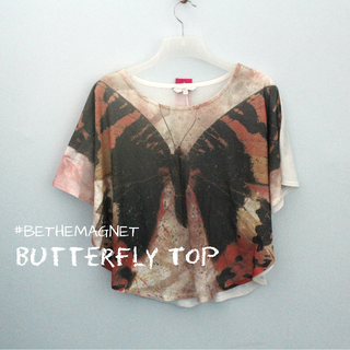 [PL] Butterfly Top